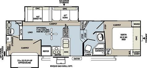 rockwood fifth wheel floor plans 2012 forest river rockwood signature 8281ss fifth wheel