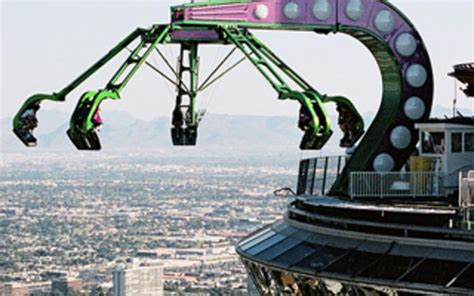 Top 10 Amusement Park Rides by 10 Scariest Thrill Rides On The Planet Travel Leisure