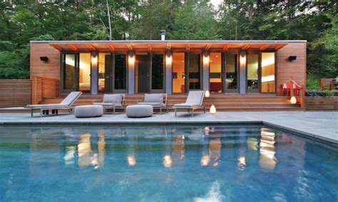 pool house design shipping container pool house container house design