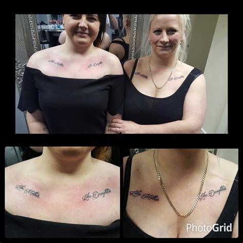 like mother like daughter tattoos like like tattoos