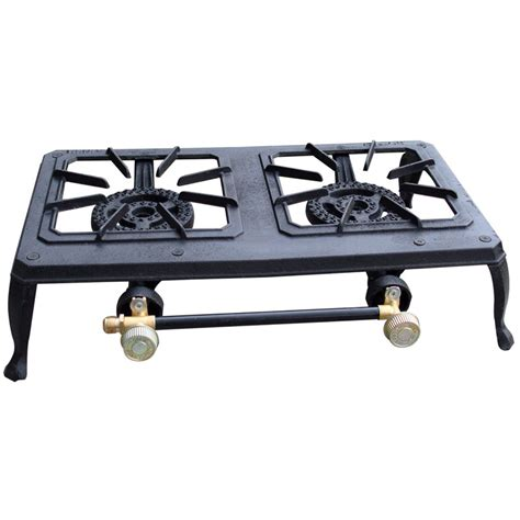 Outdoor Gas Cooktop 2 Burner stoves outdoor propane stoves