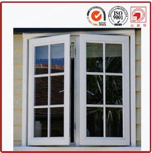 Casement Window Design China Aluminium Frame Casement Window With Grid Design