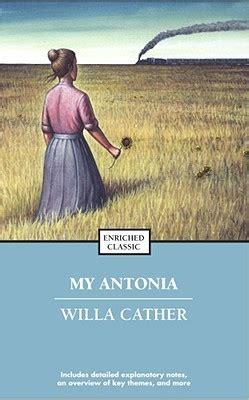 my antonia books my antonia by willa cather ahorseandacarrot