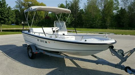 used boston whaler boats boston whaler 1995 for sale for 1 950 boats from usa