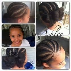 Galerry protective hairstyles for relaxed black hair