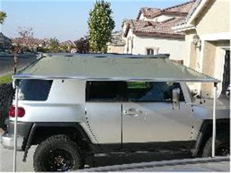 Fj Awning by 07 14 Fj Cruiser Awning Mount W Awning