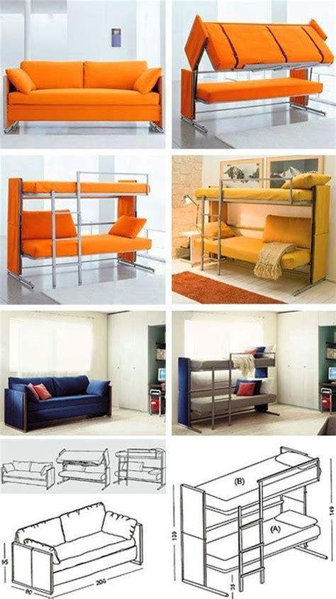 sofa bunk bed space saving furniture space saving beds bedrooms