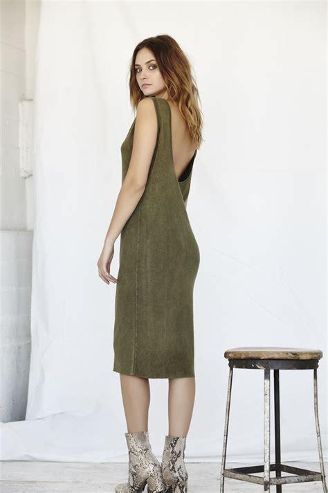 Lowback Dress callahan enzyme lowback dress garmentory