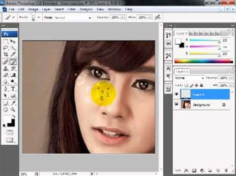 membuat video edukasi tips trik edukasi membuat typografi wajah pada photoshop
