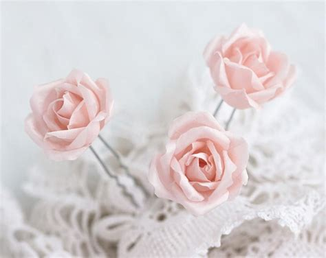 Wedding Hair Accessories Roses by Pink Hair Flowers Hair Accessories Roses Wedding Hair