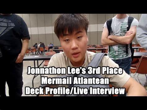 jonnathon lee's 3rd place mermail atlantean arlington 386