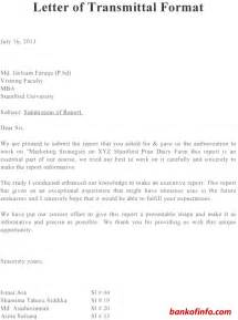 Letter Of Transmittal Template How To Write A Letter Of Transmittal For Business Plan