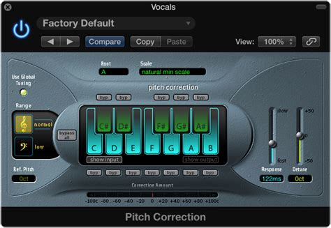 pattern mode citybeat tune up remix vocalist pitch correction software download
