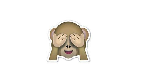 imagenes del emoji del monito whatsapp sabes qu 233 cosa significan los emojis de monitos