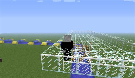 minecraft boat road boat racing map minecraft project