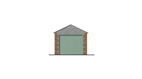 garage drawing new garage planning permission swindon borough council project ben williams home design and