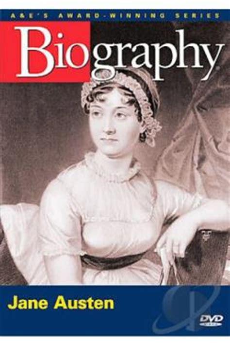 The Biography Of Jane Austen | biography jane austen dvd movie