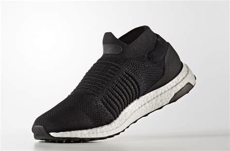 Adidas Ultra Boost Sep adidas ultra boost laceless black releases in september sneakers cartel