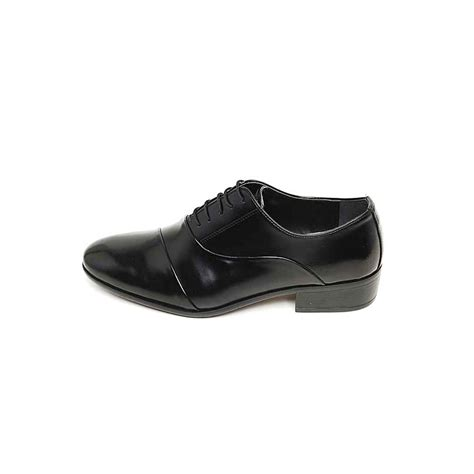 mens synthetic leather wrinkle lace up shoes made korea