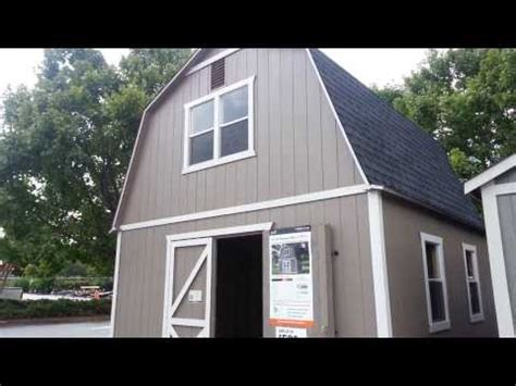 derksen side utility portable building with dormer by e