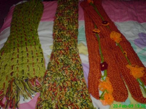 como hacer bufandas tejidas en gancho bufandas tejidas a gancho share the knownledge