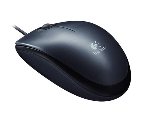 Mouse Logitech Usb M100 m100 optical mouse logitech en gb