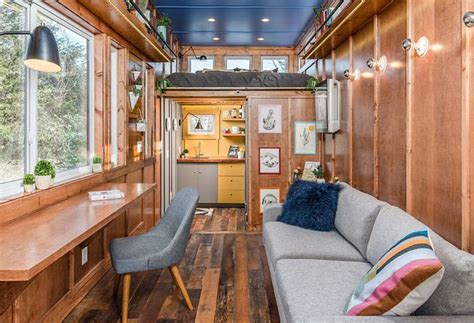 author s tiny house doubles as writing studio and