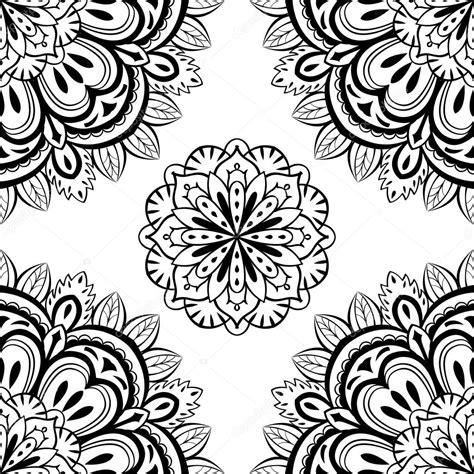Muster Schwarz Weiß by Einfache Schwarz Wei 223 Muster Stockvektor 169 Matorinni
