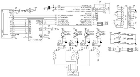 bench power supply schematic a bench power supply using computer psu electronics lab