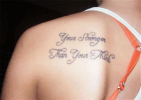 tattoo quotes gone wrong 20 funny tattoos gone horribly wrong