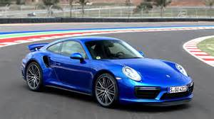 Porsche Blue Metallic 2016 Porsche 911 Turbo Sapphire Blue Metallic