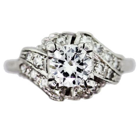 Antique Engagement Rings by Ring Settings Wedding Ring Settings Antique