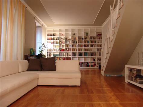 libreria tutta parete ratti ulisse il mobile su misura