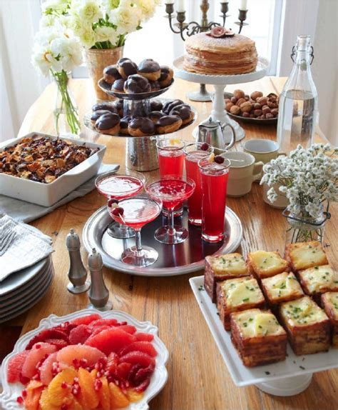 brunch layout!   party plans in 2019   Christmas buffet