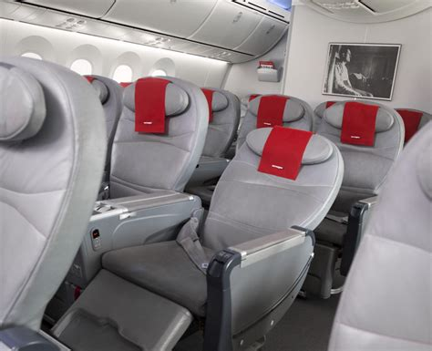 norwegian airlines boeing  dreamliner premium economy review   step ward