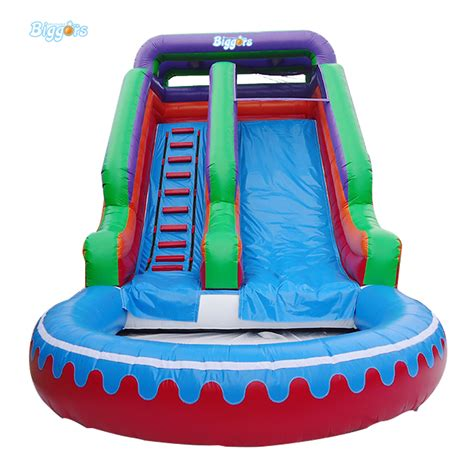 buy cheap bounce house backyard water slides for sale home outdoor decoration