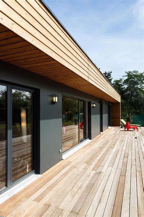 Maison En Bois Modulable by Booa Maisons Ossatures Bois Design Modulables Maison
