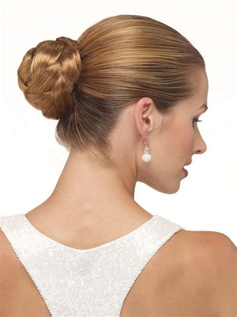 classic hairstyles buns wedding hairstyle two variations of the classic bun