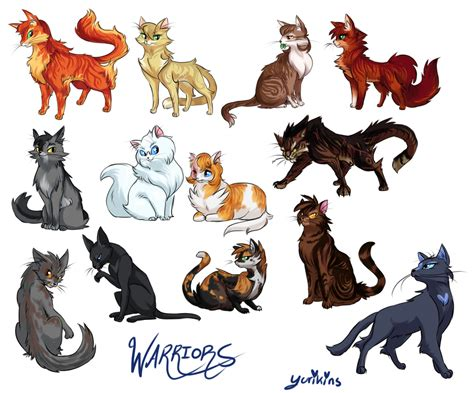 warrior cats warrior cats by fenneklns on deviantart