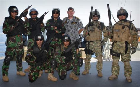 Seragam Tni Special Forces Security Scholar