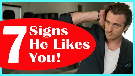 7 Signs That Hes Much In With Himself by Wondering Quot Does He Like Me Quot Look For These 7 Attraction