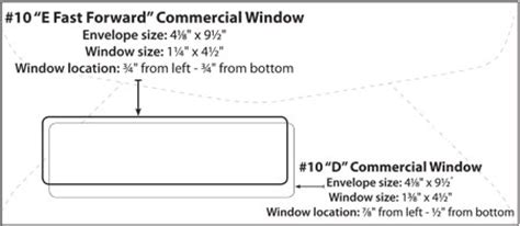 letter layout for window envelope envelope templates commercial window envelope template