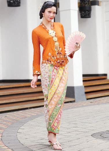 Baju Kebaya Modern By Ratu Budaya elegansi kebaya encim peranakan