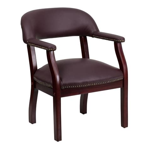 burgundy desk chair flash furniture burgundy leather office desk chair