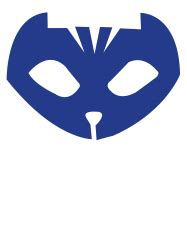 pj masks catboy symbol ipad 3 and 4 case by rardesign