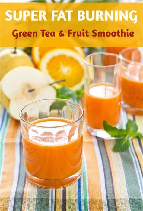Burn Detox Tea by Burning Fruit Nutriblast Recipe Frozen Orange