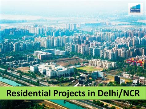 One Year Mba Delhi Ncr by Residential Projects In Delhi Ncr