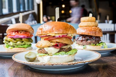 Handmade Burger Company Hull - handmade burger co hull bookatable