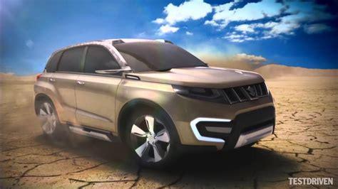 Suzuki 4 By 4 Suzuki Iv 4 Concept
