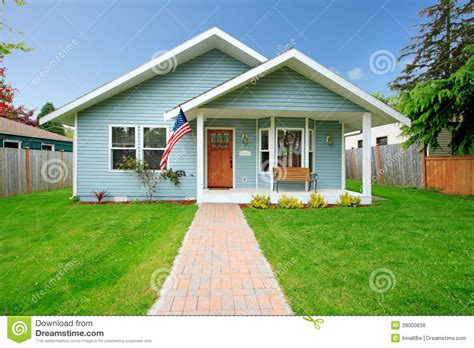 simple portico for clapboard sided home designed by georgia front porch porticos with curb classic american house stock photo image 39000836